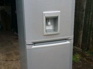 BEKO Large fridge freezer with water dispenser. Delivery.