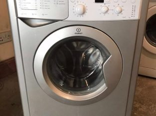 A Class Indesit Washing Machine, 7kg (Fully Working & 4 Month Warranty)