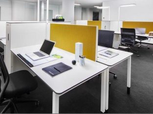 Private office space available now