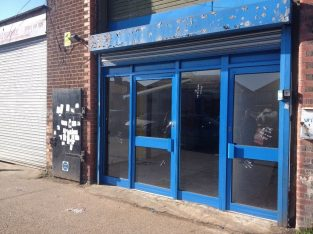 650 sq ft Workspace Unit To Let with Electricity-Southall-Immediately Available