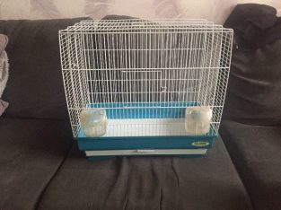 Small bird cage, Imac