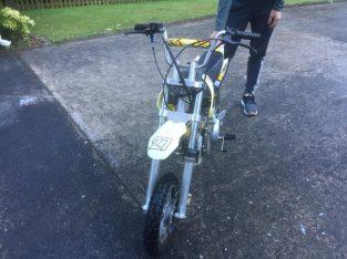 Scrambler Kids scrambler motor bike