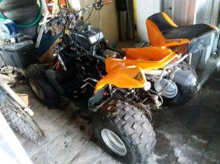 2007 Quad bike