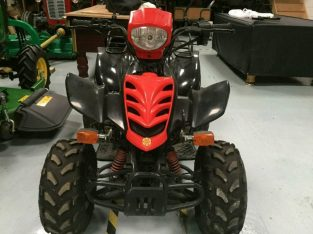 200cc Road legal quad bike atv