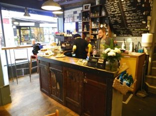 FULL A3 LICENCE Well Established High End Coffee Shop For Sale