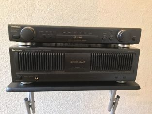 Retro Technics Stereo System with Bose speakers