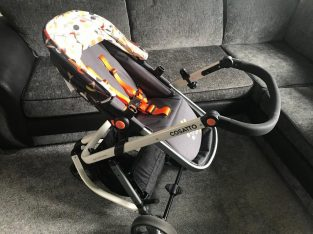 £148 Cosatto giggle pram/pushchair