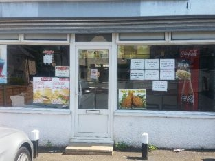Well established Traditional Fish and chips shop for sale in Halesowen west midlands