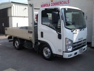 For sale Isuzu Truck N35.120 S Grafter Aluminium Drop Side