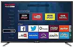"32""SHARP SMART LED WIRELESS WIFI HDTV"