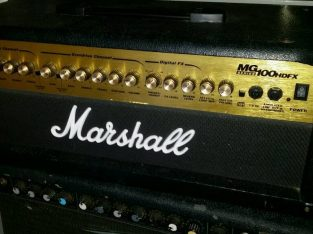 100W Marshall MG HDFX Guitar Amp Head