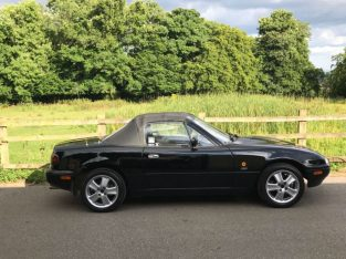 Classic Ltd Edn Convertible Mazda MX-5 1.8i