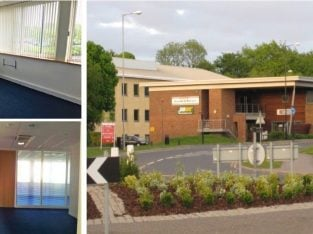 Busy Area SPACIOUS OFFICES | CAR PARKING | Doxford International Business Park, Sunderland