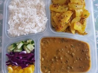Meals on Wheels Pure Vegetarian Indian Tiffin Service