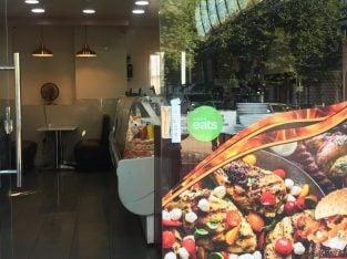 Unique Makla Charcoal Grill/kebab shop/restaurant
