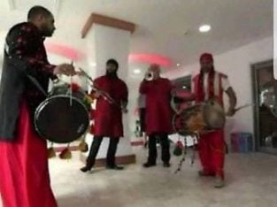 Professional serivce – Asian Dhol Players