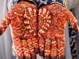 Henna/Mehndi Professional Artist