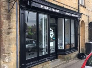 Local Popular Village Fishmonger In Somerset For Sale