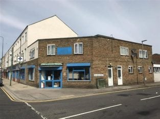 Long Established Freehold Home Furnishings Superstore With Residential Letting Apartments For Sale