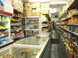 Main Road Supermarket Running For 45 Years For Sale