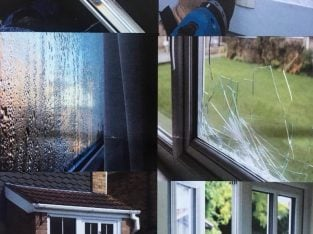Any upvc window,door and glass repairs and replacement