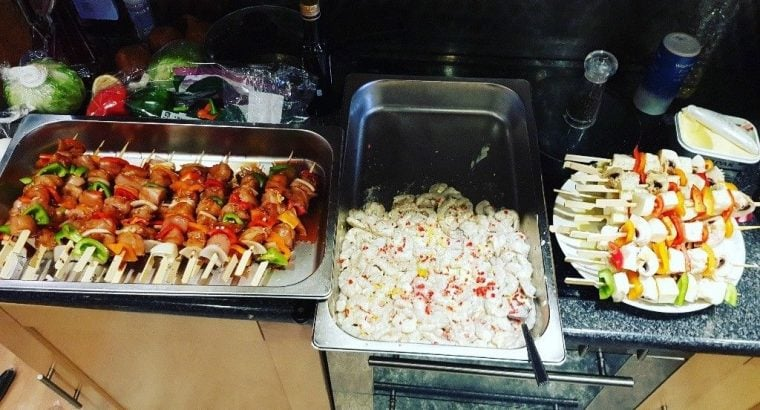 Cook/Caterer/BBQ Chef/Personal Chef