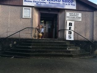 Successful Second Hand Shop Business For Sale