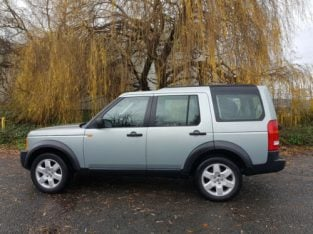 Land Rover Discovery 3 HSE TDV6