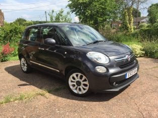 Fiat 500L Lounge 1.4 MPV Panoramic Roof