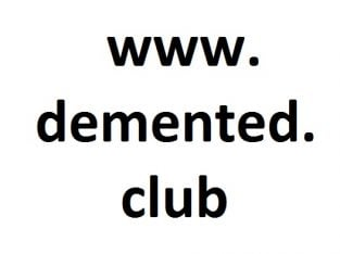 www demented.club premium domain for sale