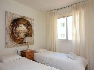 Spain Estepona Malaga apartment in the center, 20m from beach
