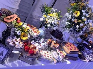 Event catering companies London